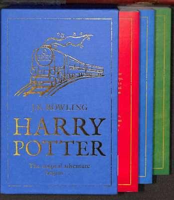 Harry Potter: the Magical Adventure Begins ..., JKRowling, Good Condition Book,