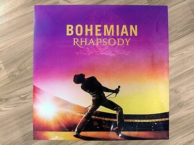 Bohemian Rhapsody Ost  [Original Poster] *new* Queen