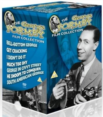 The George Formby Film Collection [DVD] [2009], 5035822897519
