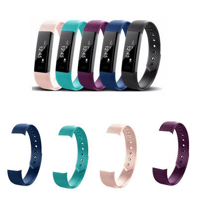 Replacement Silicone Smart Bracelet Band Wrist Strap for Veryfit ID115/Lite/HR L
