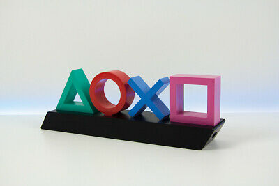 Playstation Icons Light Official Novelty Retro Executive Desk Lamp