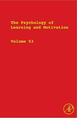 (PDF.EPUB) The Psychology of Learning and Motivation: Advances in Research EB00K