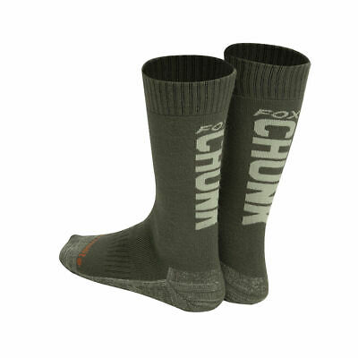 Fox Chunk Thermolite Socken Gr. 44 - 47 Funktionssocken Thermosocken