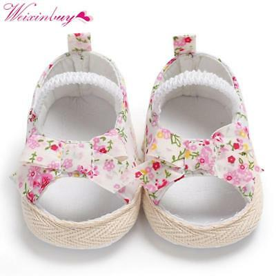 Girl Sandals Baby Shoes Print Bow Netting