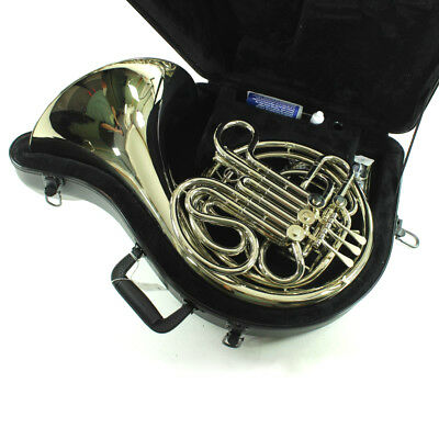 C.G. Conn Model 8D CONNstellation Professional Double French Horn MINT CONDITION