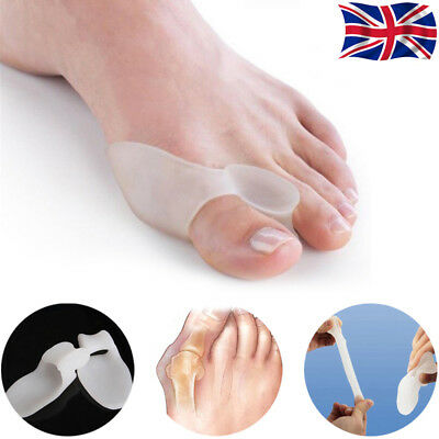 Hot Big Toe Hallux Separator Straightener Bunion Valgus Splint Corrector Support