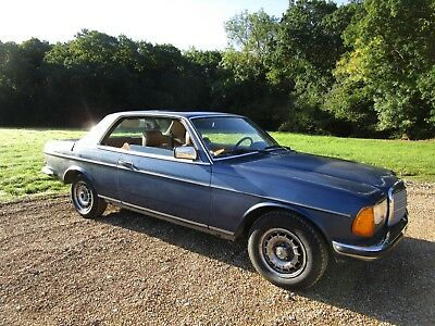 Mercedes 280ce LHD Sunroof Coupe Rust Free Car