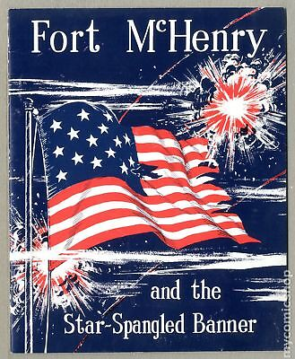 Fort McHenry and the Star Spangled Banner 1959 VG/FN 5.0