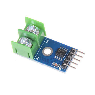 1Pc MAX6675 K type thermocouple temperature sensor converter board For S&K