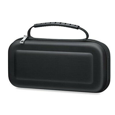 Zipper Bag Carrying Case With Handle For Nintendo Switch Console Joy-Con