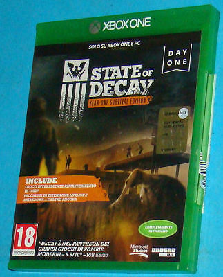 State of Decay - Microsoft XBox One - PAL