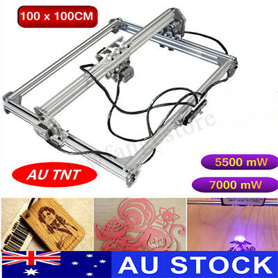 "AUS 7000MW 40""x40"" CNC Laser Engraving Engraver Carver Cutter Printer Machine"