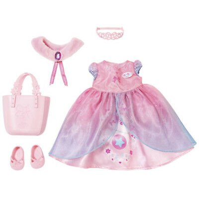 Baby Born Boutique Deluxe Shopping Princess Doll Outfit