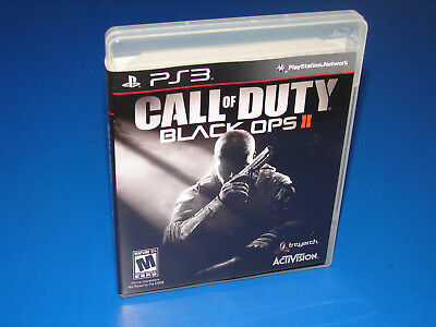 Call of Duty: Black Ops II 2 PS3 (Sony PlayStation 3) **GREAT SHAPE** MINT DISC!