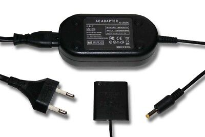 Mains charger for Sony HDR-CX240E, HDR-CX405, HDR-PJ240