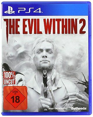 The Evil Within 2 II     PS4      Playstation 4           !!!!! NEU+OVP !!!!!