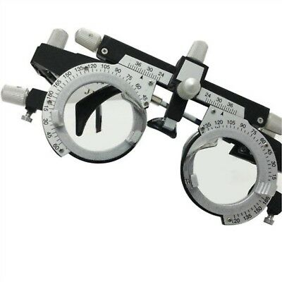 New Universal Adjustable Optical Optic Eye Optometry Test Trial Lenses Frame A++