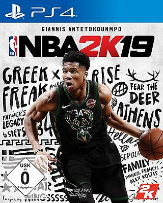 NBA 2k19 - Standard        PS4      Playstation 4           !!!!! NEU+OVP !!!!!