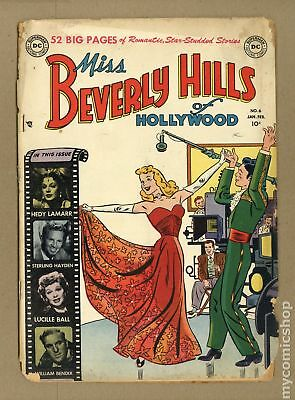 Miss Beverly Hills of Hollywood #6 1950 FR 1.0
