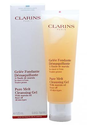 Clarins Cleansers and Toners Gel nettoyant unisexe 125 ml   cod. D96902 BE