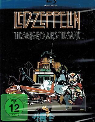 BLU-RAY NEU/OVP - Led Zeppelin - The Song Remains The Same