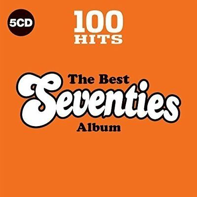 100 Hits - The Best 70S (UK IMPORT) DVD [REGION 2] NEW