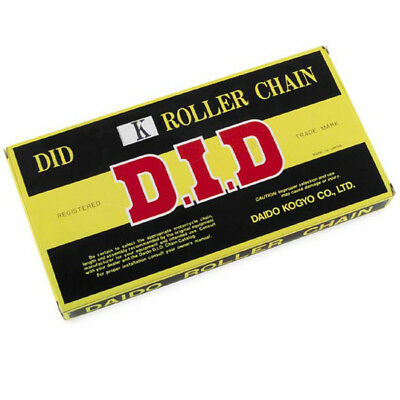 DID 630K Heavy Duty Roller Chain 120 Link (630K X 120)