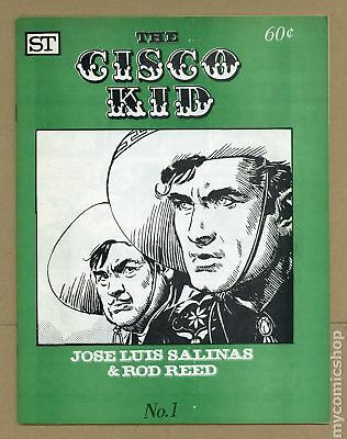 Cisco Kid (Street Enterprises Reprints) #1 1973 VF+ 8.5