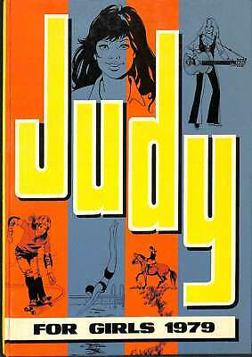 JUDY FOR GIRLS 1979, No Author, Good Condition Book, ISBN