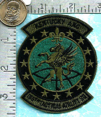 USAF patch (Lockheed C-130B Hercules) - 165th Tactical Airlift Squadron