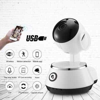 Digoo Bb-M1 Wireless Usb Bambino Hd 720P Monitore Telecamera Ip Camera Sicurezza