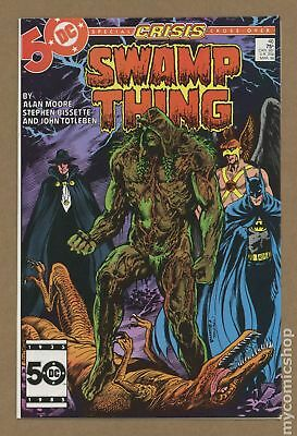 Swamp Thing (2nd Series) #46 1986 VF- 7.5