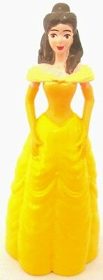 *BELLE Disney BEAUTY AND THE BEAST PVC Playset Toy Figure CAKE TOPPER FIGURINE!*