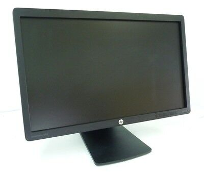"Monitor Hp Elitedisplay E201  20"" 1600X900 Led Wide Dvi Vga  Pivot Grado A"