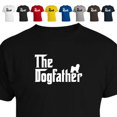 The Dogfather Parody Bichon Frise Dog Lover T Shirt Gift 018