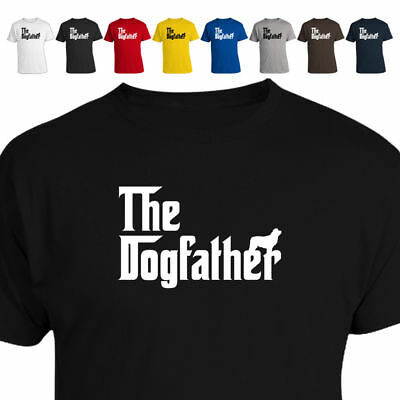 The Dogfather Parody Newfoundland Dog Lover T Shirt Gift 118
