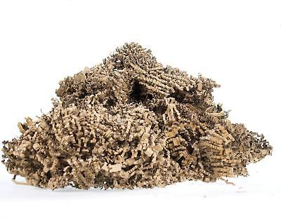 Eco Friendly Recycled Shredded Cardboard Loose Void Fill Parcel Packaging 10kg