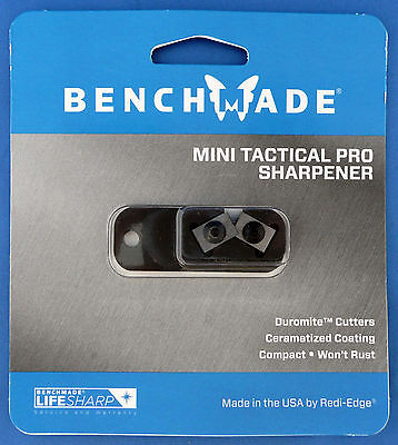 Benchmade 983903F Mini Tactical Pro Knife Sharpener