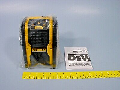 Dewalt DCR006 BlueTooth Speaker 20V Max Bare Tool