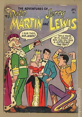 Adventures of Dean Martin and Jerry Lewis #14 1954 FR/GD 1.5