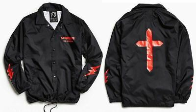 THE WEEKND Genuine Limited Edition STARBOY COACHES JACKET, Brand New Rare HTF