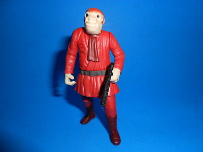 Star Wars 1999 Kenner Potf 2 Takeel Cantina Patron ~ Includes Blaster Weapon