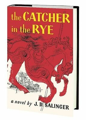 NEW The Catcher in the Rye By J. D. Salinger Hardcover Free Shipping
