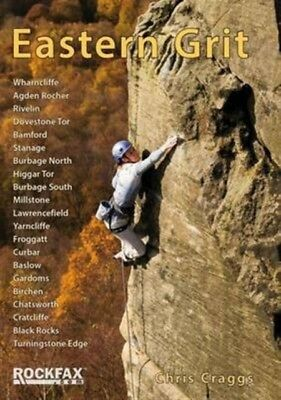 Eastern Grit (Rockfax Climbing Guide Series) (Paperback), Craggs,...