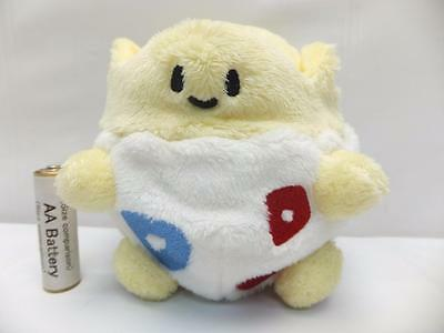 PLUSH DOLL POKEMON CENTER Togepi 2009 POCKET MONSTERS
