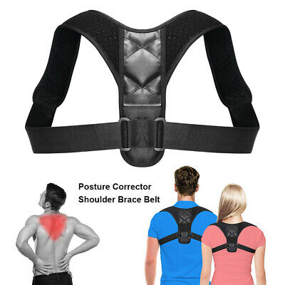 BodyWellness Posture Corrector (Adjustable to All Body Sizes) FREE SHIPPING US