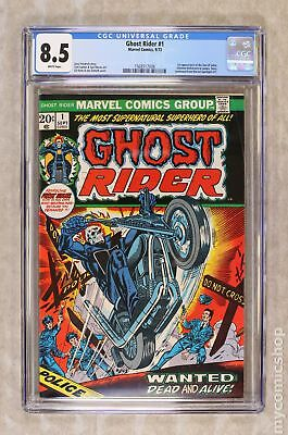 Ghost Rider (1st Series) #1 1973 CGC 8.5 1568517009