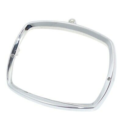 Headlight Headlamp Bezel Rim Alloy Polished Casting Lambretta Scooter ECs