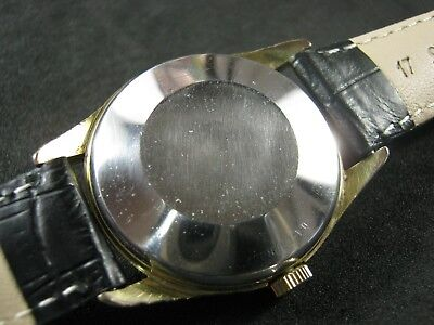 Vintage GIRARD-PERREGAUX Automatic Date Men's Watch Nice Collection