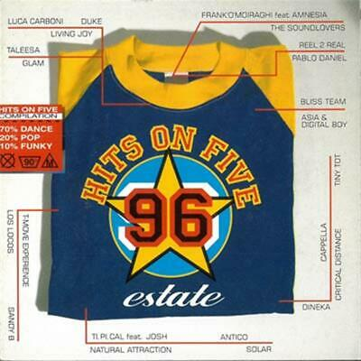 Hits On Five 96 Estate (1 CD Audio) - Various Artists